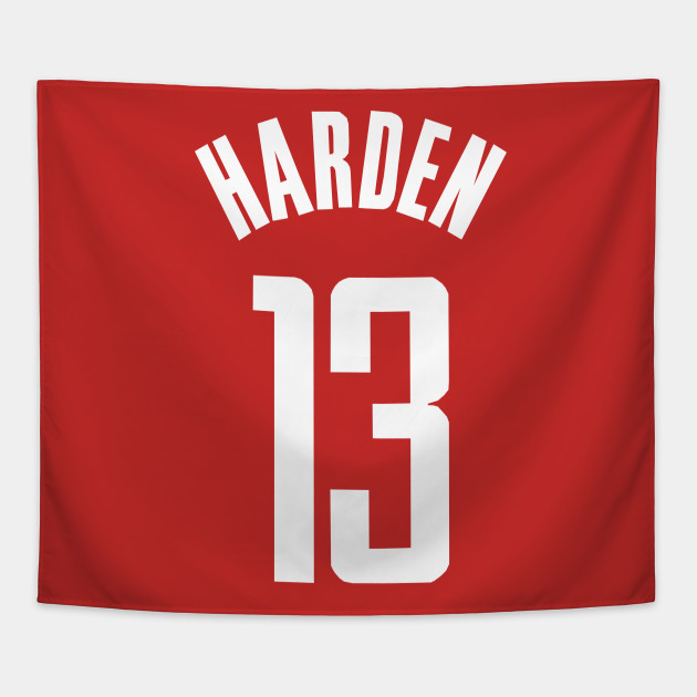 detailed look 1fa1f 7fc6a James Harden Jersey