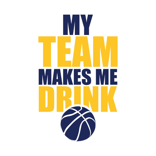 NBA Indiana Pacers Drink