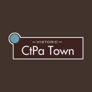 CtPa Town t-shirts