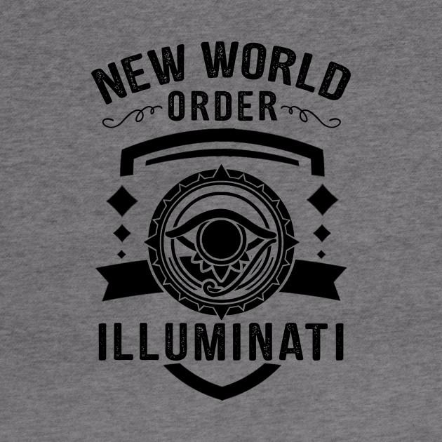 illuminati new world order conspiracy theory conspiracy hoodie