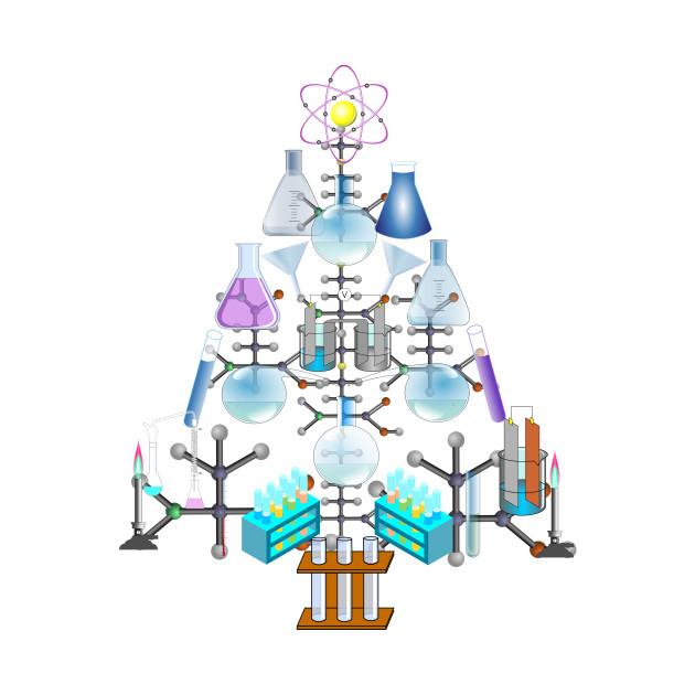 Oh Chemist Tree, Oh Christmas Tree
