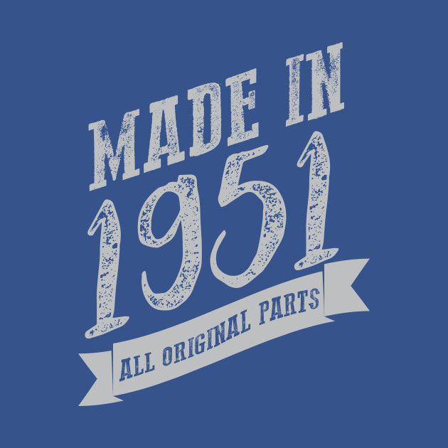 Made in 1951 all original part silver