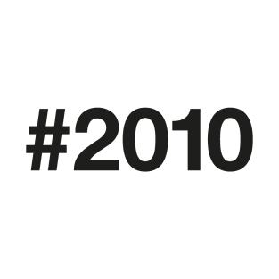 2010 t-shirts