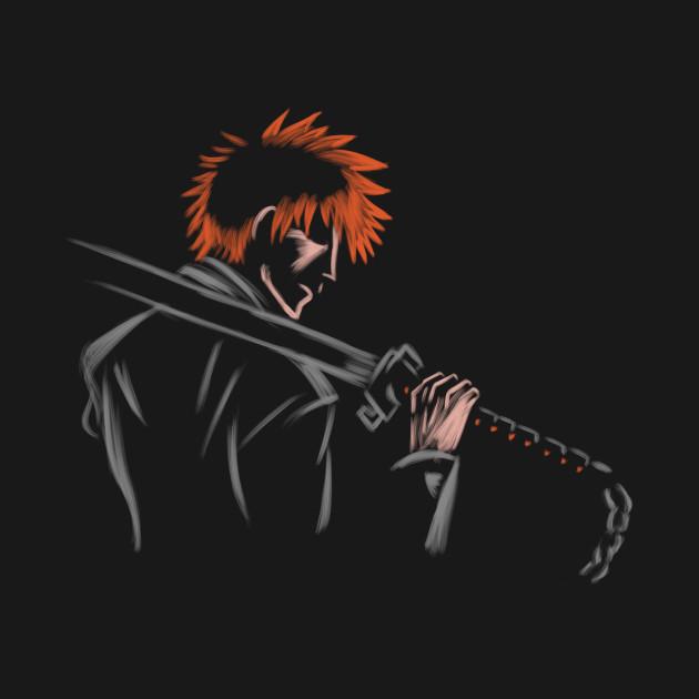 Redhead Shinigami T-Shirt