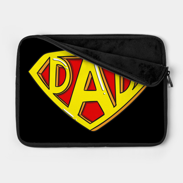 Super Dad | Father's Day Pop Papa Paw Paw T-Shirt Gift