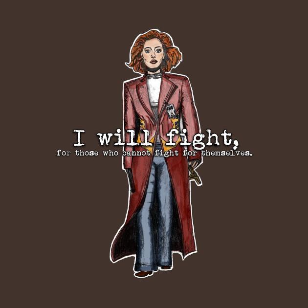 Wonder Scully