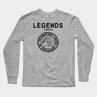 Long Sleeve T-Shirt Crewneck Sweatshirt Mother Shirt Gift Hoodie Happy Birthday Gift Shirt Father Shirt Gift The Norris Nuts Legends catch me knuckles T-Shirt