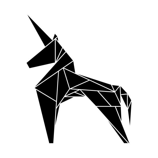Unicorn Horse Origami Unicorn Onesie Teepublic