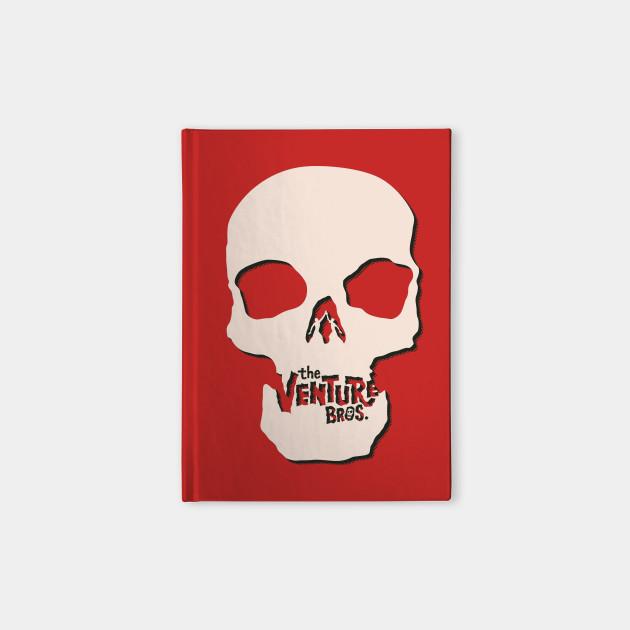 Venture Bros. Skull - 1