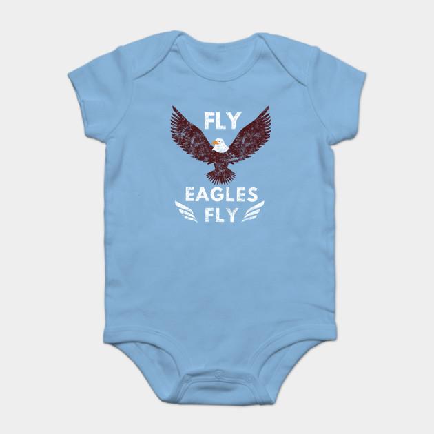 4df4620a3 Fly Eagles Fly - Fly Eagles Fly - Onesie | TeePublic