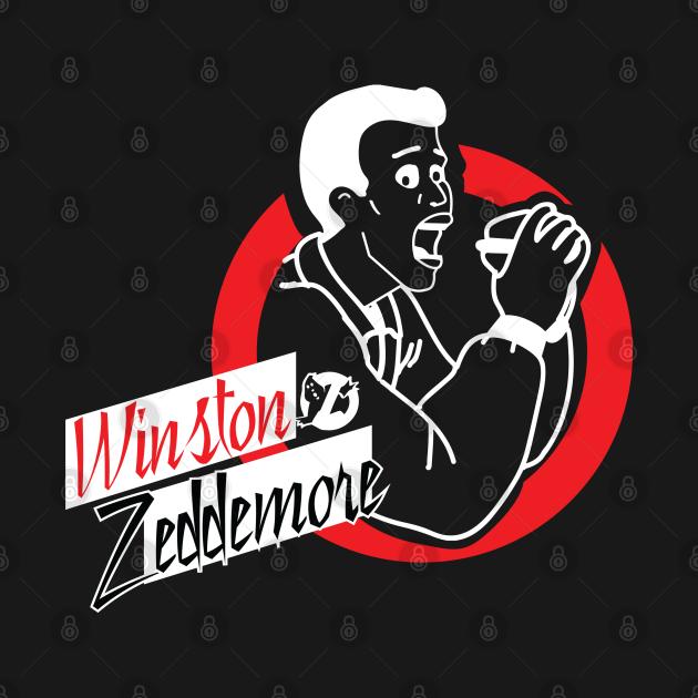 The Real Winston Zeddemore