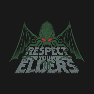 Respect Your Elders t-shirts