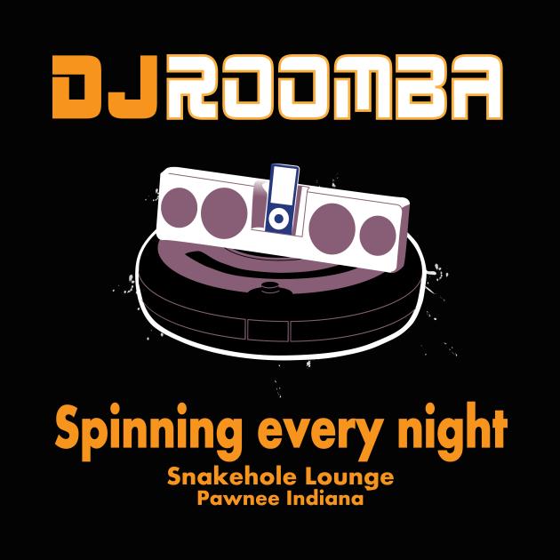 DJ ROOMBA!