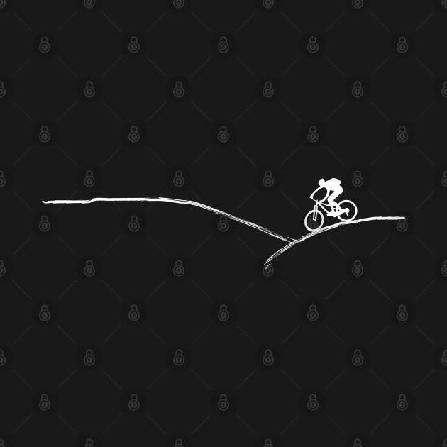 Mountain Bike Cycling Cyclist Mountain Biker Gift MTB