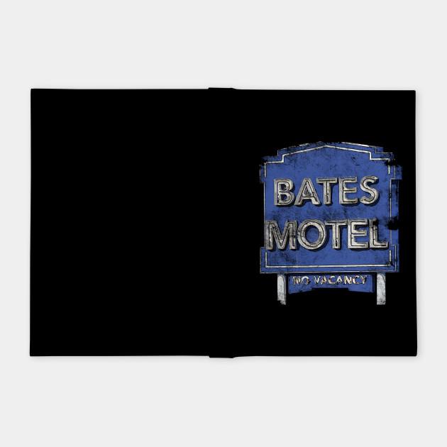 Bates Motel - Old School distressed