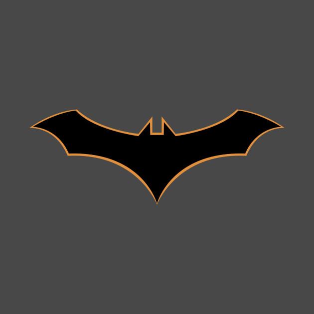 Batman Rebirth Symbol Logo  Batman  T Shirt TeePublic - Circle Wall Stickers