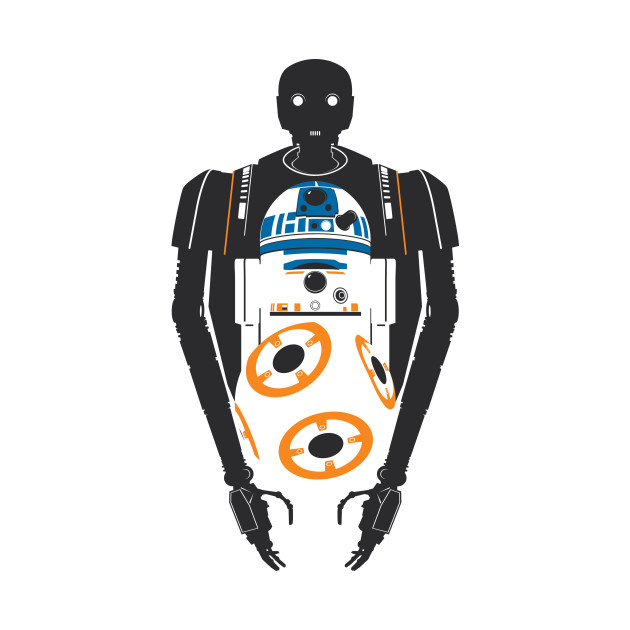 The Droids You're Looking For Star Wars Rogue One T-Shirt