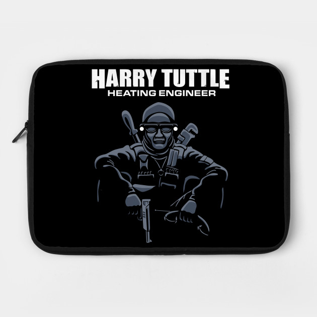 Harry Tuttle - Heating Engineer