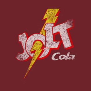 Jolt Cola t-shirts