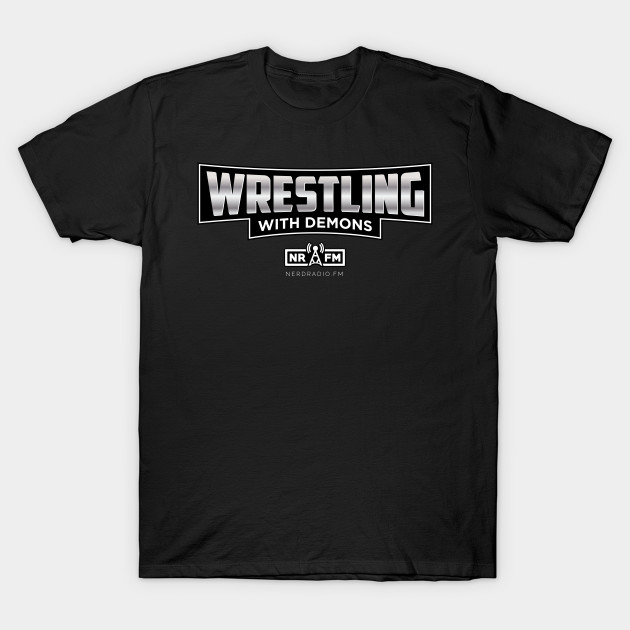 Wrestling with Demons Tee