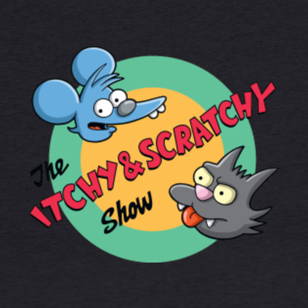 The Simpsons Itchy And Scratchy
