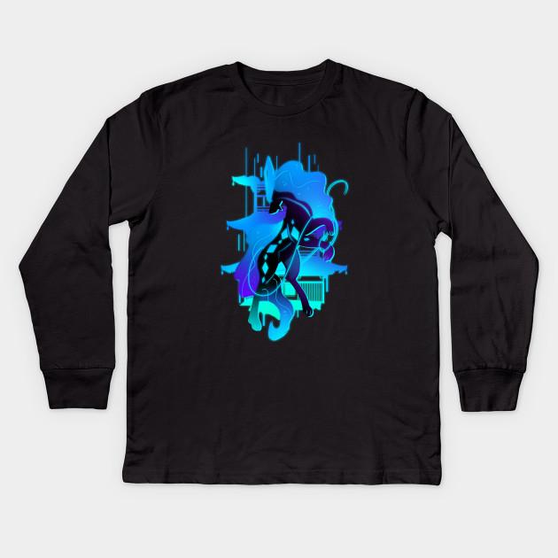 fd2ce22a Suicune - Pokemon - Kids Long Sleeve T-Shirt | TeePublic