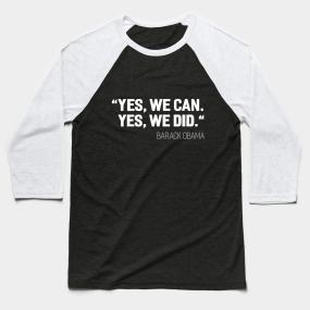 885e2680 obama Baseball T-Shirt. by respublica