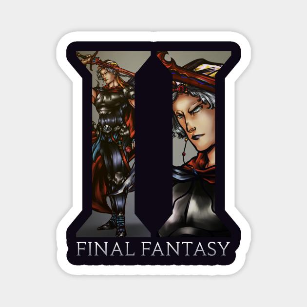Final Fantasy II - Firion