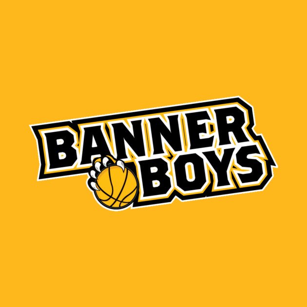 Banner Boys Wordmark Logo