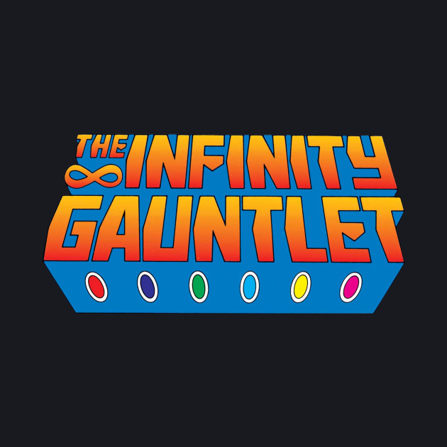 Infinity Gauntlet - Classic Title - Clean