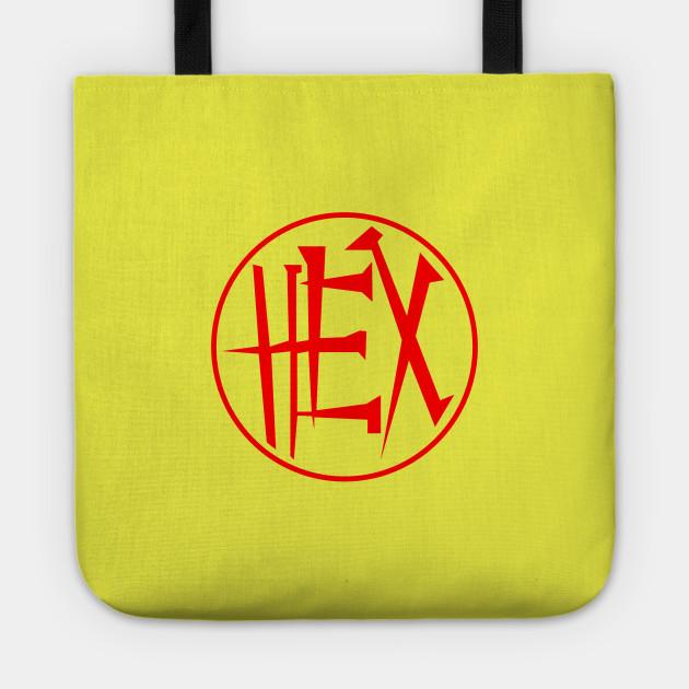 The Hex Girls Logo