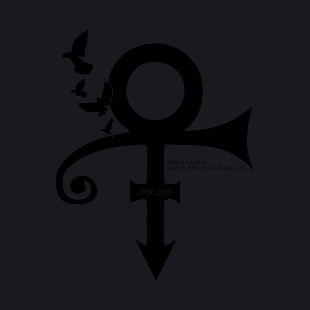 Tribute to Prince (Black)