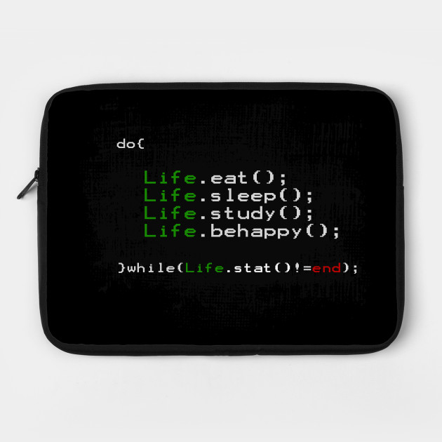 Life in a Code