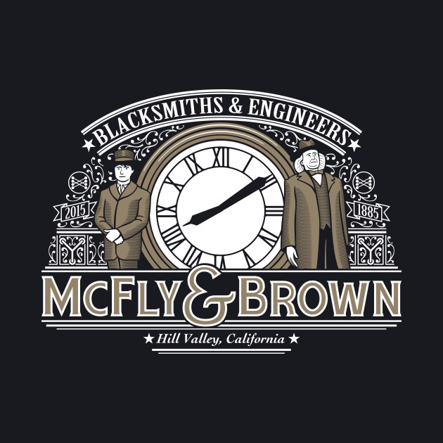 McFly & Brown Blacksmiths