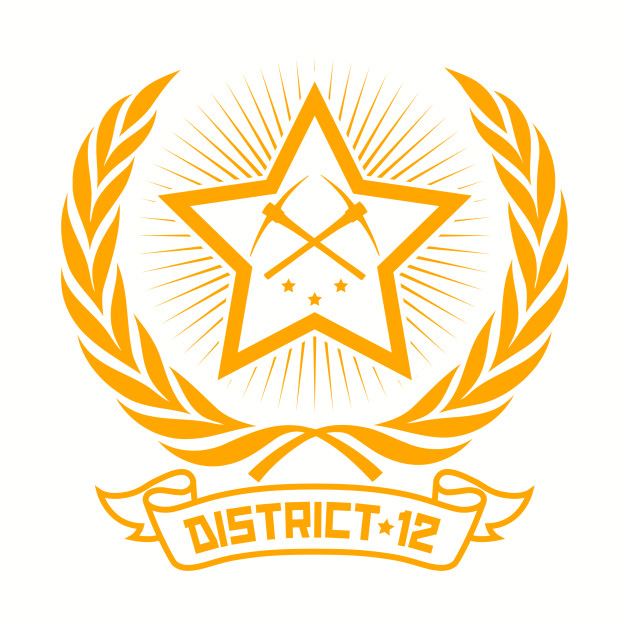 District 12 Workers Shirt