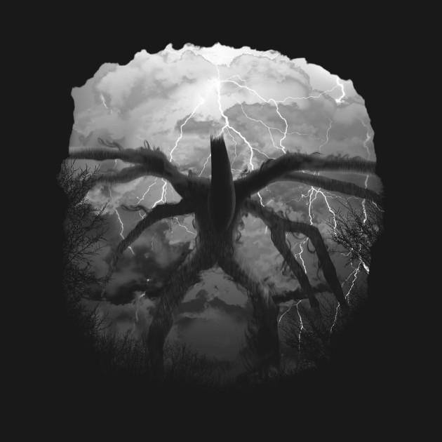 The Mind Flayer V2 - White