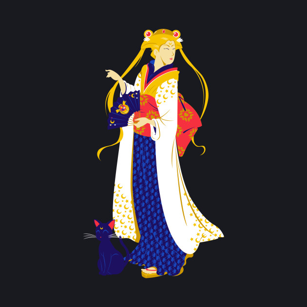 Moon Geisha