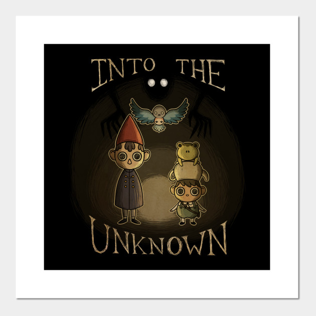 2876516 0 - Over The Garden Wall Poster