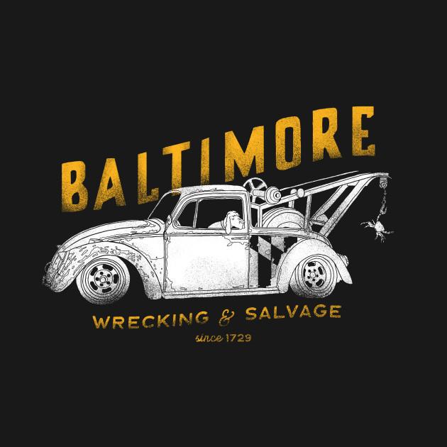 Baltimore Wrecking & Salvage