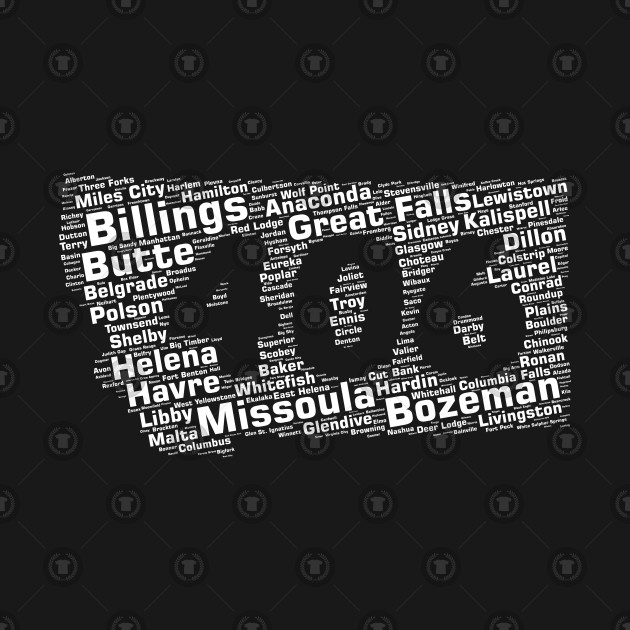 Montana Cities 406 Area Code