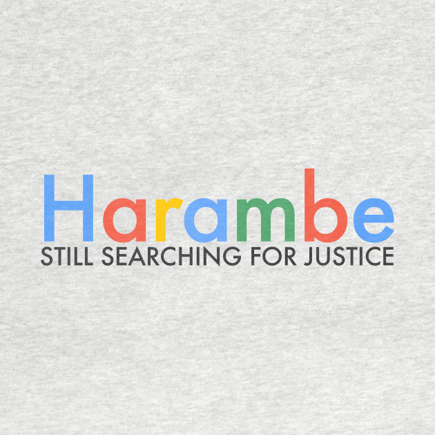 Harambe: still searching for justice