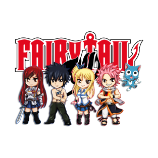 Group Of Fairy Tail Gifts And Merchandise