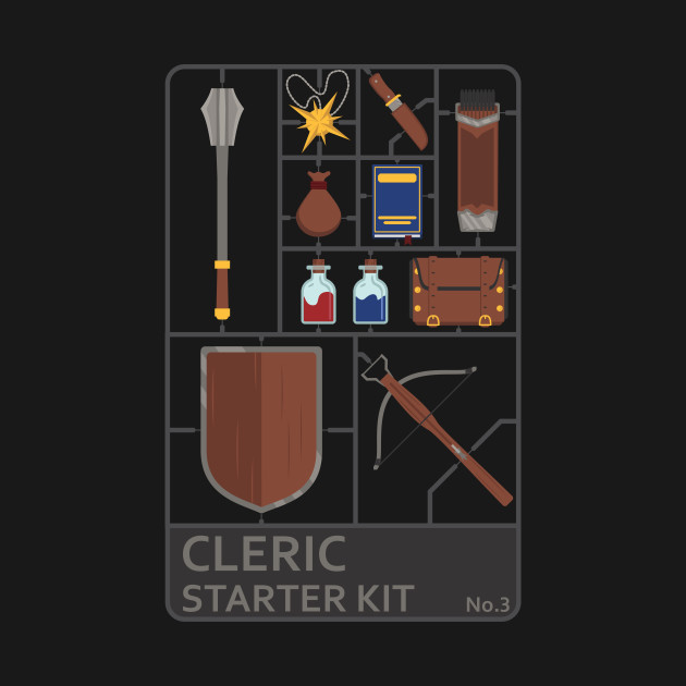 Cleric Starter Set (No.03)