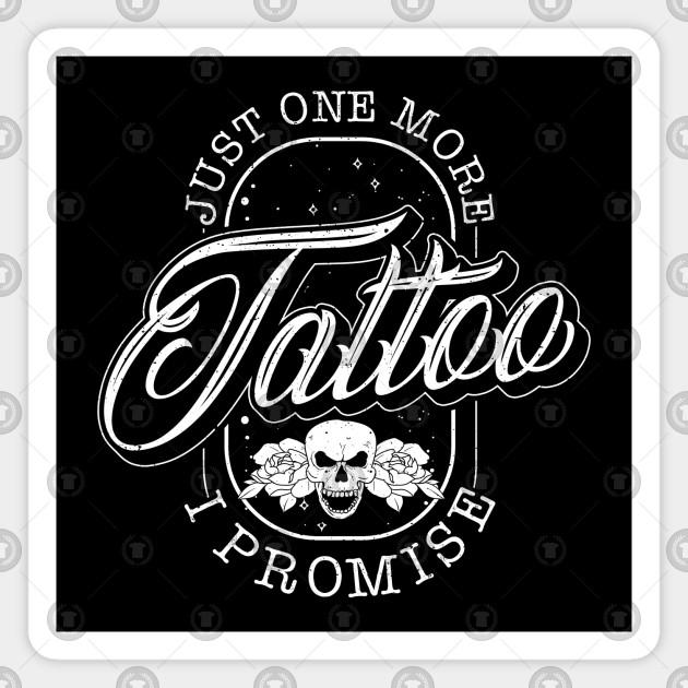 Kühlschrankmagnet Fun Tattoo