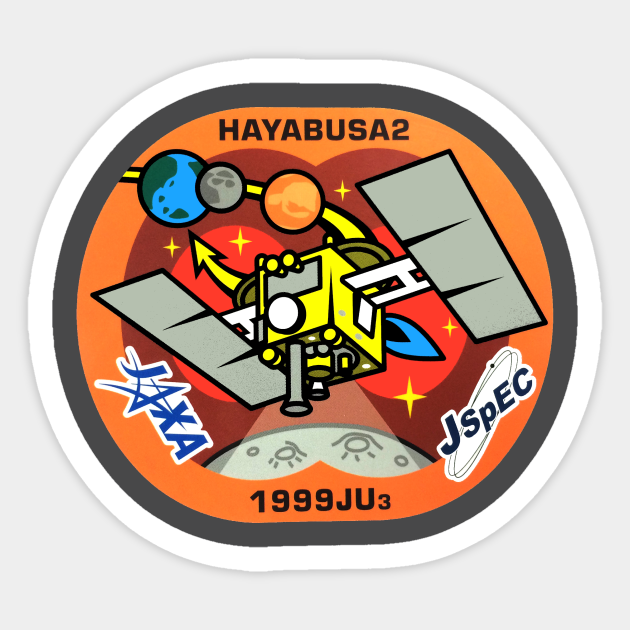 Hayabusa 2 Program Logo