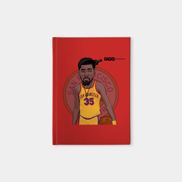 b3f98e607d5c Vector drawing of Kevin Durant San Fran Warriors - Golden State ...