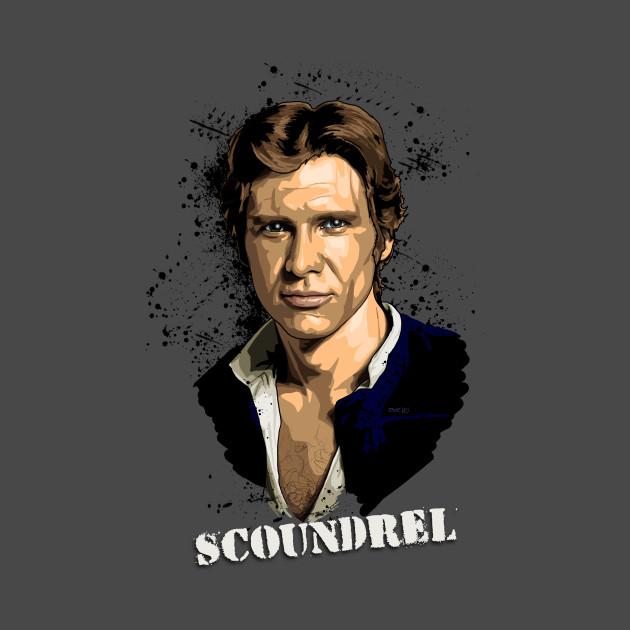 Han Solo -Scoundrel