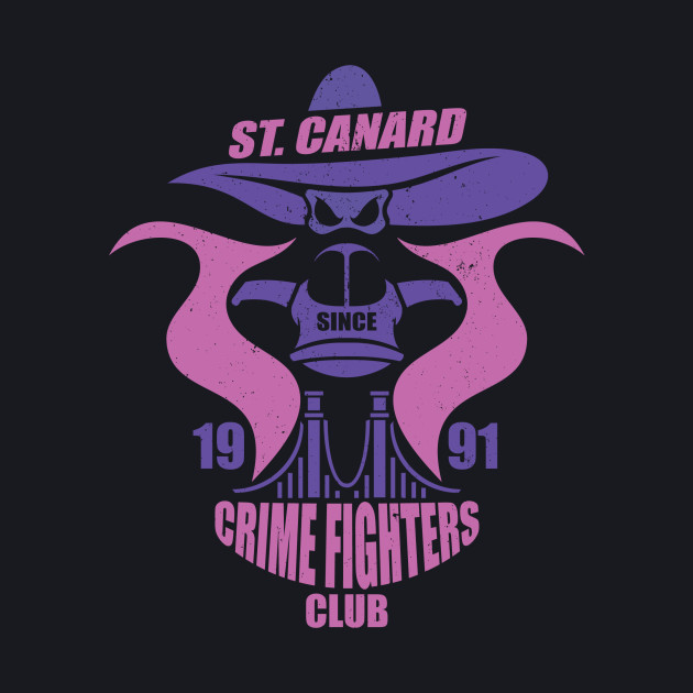 Crime Fighters Club