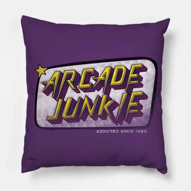 Arcade junkie. addicted since 1980