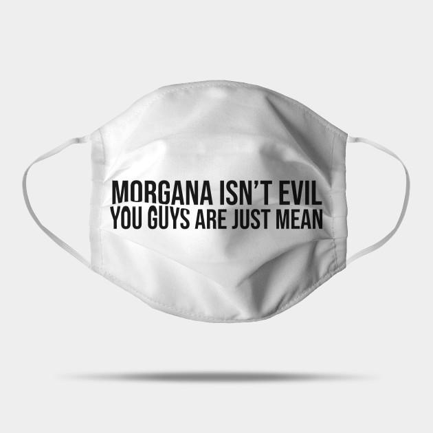 Morgana isn't evil